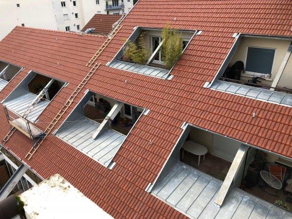 Syndicat de copropriété - CEC Construction