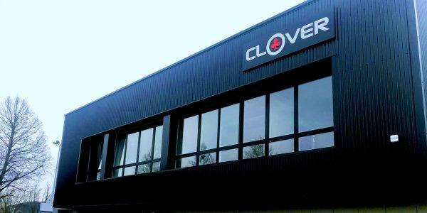 Bâtiment Bureaux Le Clover - CEC Construction