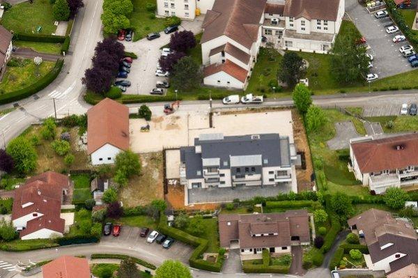 Collectif La Romanée - CEC Construction