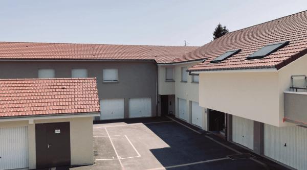 Résidence Intermédiaire Les Caudalies - CEC Construction