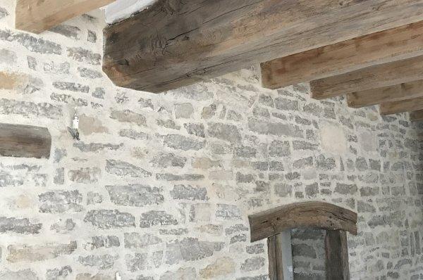 Rénovation d'une ferme - CEC Construction
