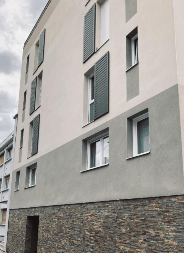 Promotion Immobilière Les Terrasses de Flore - CEC Construction
