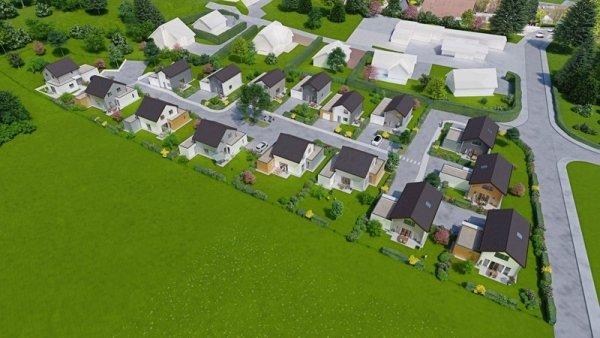 Éco-quartier Le Clos de l'Envol - CEC Construction